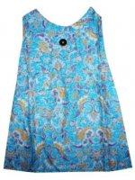 BTK-ANAK-2664 DRESS BATIK KATUN ANAK
