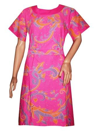 BJ-BTK-6687 DRESS BATIK JUMBO KATUN PRIMISIMA