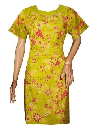 BJ-BTK-6690 DRESS BATIK JUMBO KATUN PRIMISIMA