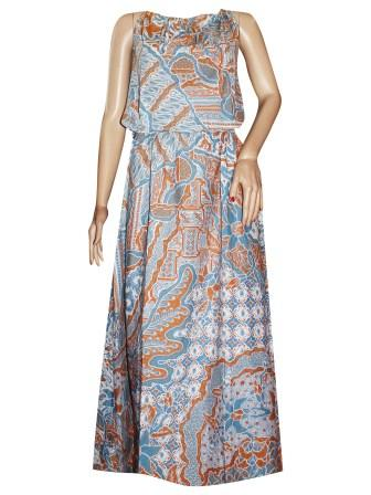 BJ-BTK-6730 DRESS BATIK KATUN PRIMISIMA UCS
