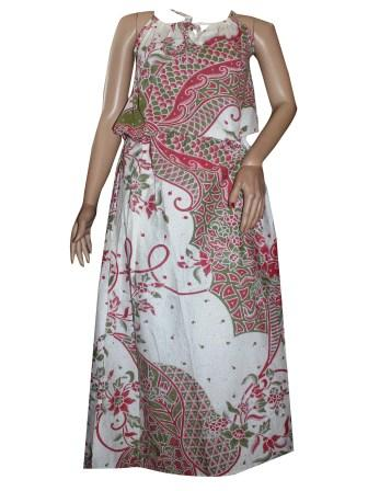 BJ-BTK-6732 DRESS BATIK KATUN PRIMISIMA UCS