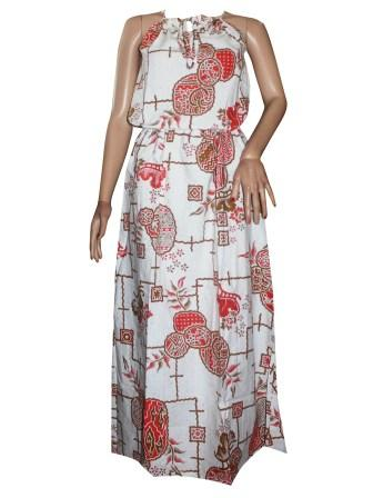 BJ-BTK-6734 DRESS BATIK KATUN PRIMISIMA UCS